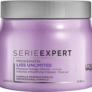L'Oréal Professionnel Série Expert Liss Unlimited Masque 500ml