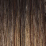 Beauty Works Celebrity Choice Slim Line Tape Hair Extensions 18 Inch - Mocha Melt 48g