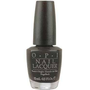 OPI Nail Lacquer - Lady In Black 15ml