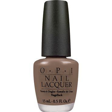 OPI Nail Lacquer - Over The Taupe 15ml