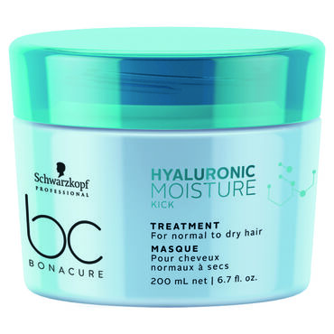 Schwarzkopf Professional Bonacure Hyaluronic Moisture Kick Hair Treatment 200ml