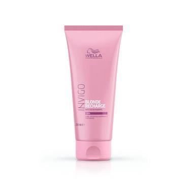 Wella Professionals Invigo Blonde Recharge Cool Blonde Conditioner 200ml 6214a9665ab