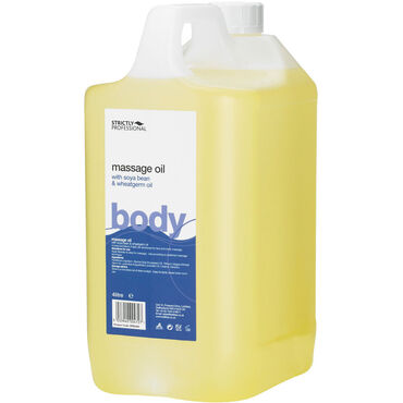 Strictly Professional Body Massage Oil
