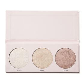 Contour Cosmetics Spotlight Palette - Bronze Gold Nude Shades 75g