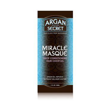 Argan Secret Miracle Masque Deep Conditioning Treatment 30ml
