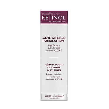 Retinol Anti-Wrinkle Facial Serum 30ml