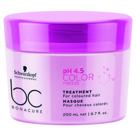 Schwarzkopf Professional Bonacure pH 4.5 Color Freeze Hair Treatment 200ml