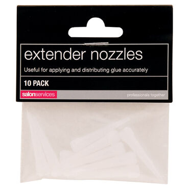 Salon Services Extender Nozzles Pack of 10