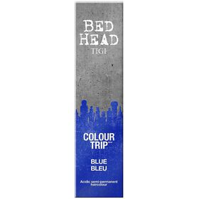 * TIGI Bed Head Colour Trip Semi-Permanent Hair Colour - Blue 90ml