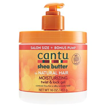 Cantu Moisturising Twist and Lock Gel 453g
