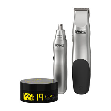 Wahl 9906-814 Trimmer Gift Set with Wet Good