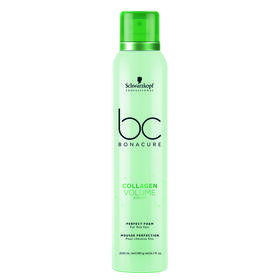 Schwarzkopf Professional Bonacure Collagen Volume Hair Boost Perfect Foam 200ml