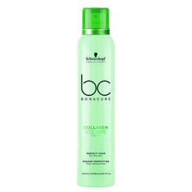 Schwarzkopf Professional Bonacure Collagen Volume Hair Boost Perfect Foam 200ml