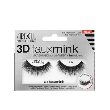 Ardell 3D Faux Mink Strip Lashes 854