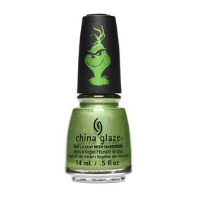 China Glaze The Grinch Collection Nail Lacquer Grinchworthy 14 ml