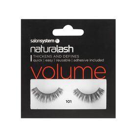 Salon System Naturalash Strip Lashes Volume 101