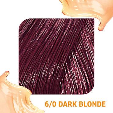 Wella Professionals Colour Fresh Semi Permanent Hair Colour - 6/0 Dark Blonde 75ml