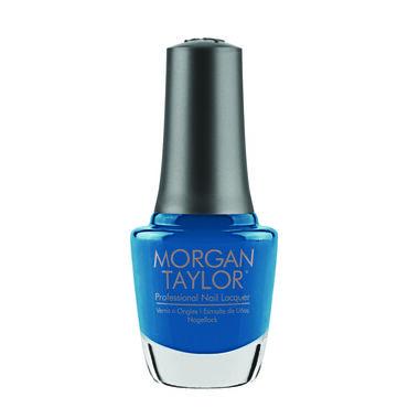 Morgan Taylor Make a Splash Collection Nail Lacquer Feeling Swim-sical 15ml