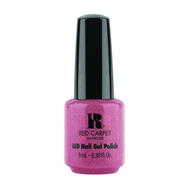 Red Carpet Manicure Gel Polish Buttoned Up Babe 9ml
