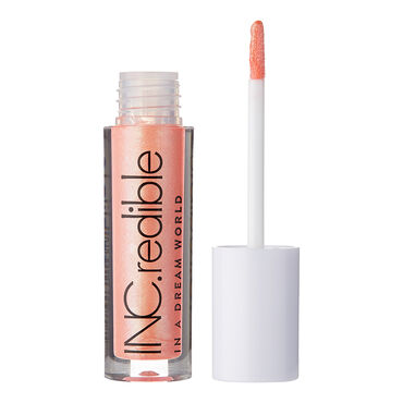 Nails Inc London INC.redible Iridescent In a Dream World Lip Gloss - Never Peachless