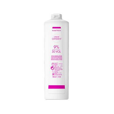 Socolor Beauty  Matrix Cream 30 Vol (9%) Developer 1 Litre