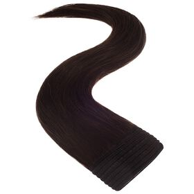 Satin Strands Weft Full Head Human Hair Extension - Milano 18 Inch