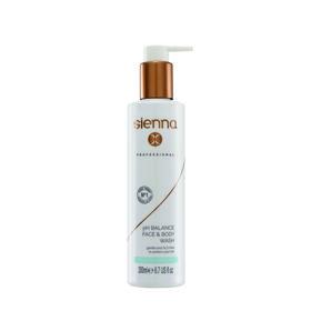 Sienna X pH Balance Face & Body Wash 200ML