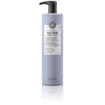 Maria Nila Sheer Silver Conditioner 1L