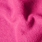 Salon Services Couch Cover With Hole Pink