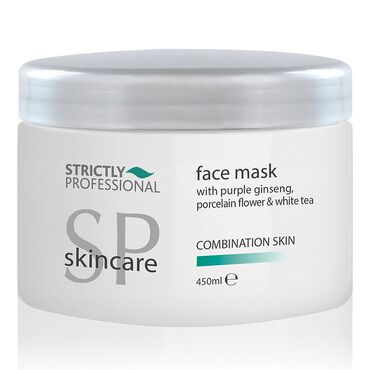 Strictly Professional Combination Face Mask 450ml