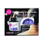 ASP Signature & Quick Dip Paparazzi Collection Duo Pack Sequin Dress 14ml & 14g