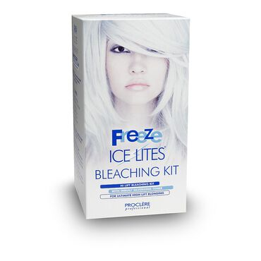 Proclere Freeze Ice Lites Hi Lift Bleaching Kit