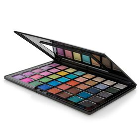 Airbase High Pigment Eyeshadow Palette 40 Satin