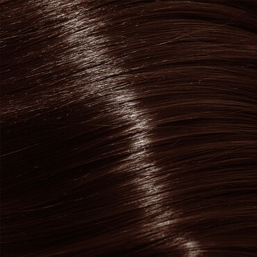 Lomé Paris Permanent Hair Colour Crème, Reflex 5.3 Light Brown Gold 5.3 light brown gold 100ml