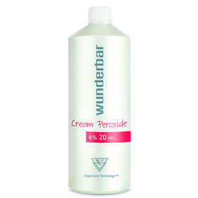 Wunderbar Cream Peroxide 6%/20V 1000ml