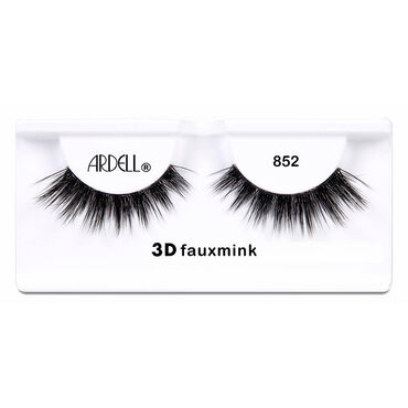 Ardell 3D Faux Mink Strip Lashes 852