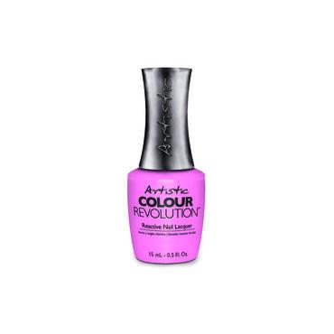 Artistic Colour Revolution Crave the Rave Collection Reactive Nail Lacquer Rave Bunny 15ml