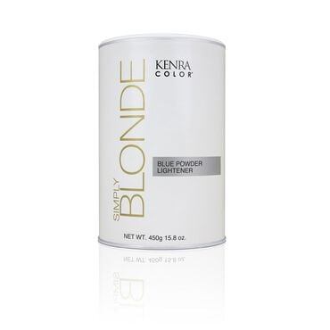 Kenra Color Simply Blonde Blue Lightener Powder 448g