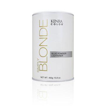 Kenra Color Simply Blonde Blue Lightener Powder 448g