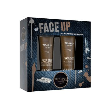 TIGI Bead Head For Men Face Up Skin Care Gift Pack