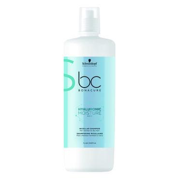 Schwarzkopf Professional Bonacure Hyaluronic Moisture Kick Micellar Shampoo 1L