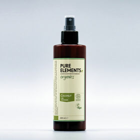 Pure Elements ORGANICS Coconut Curl Texturizer 200ml