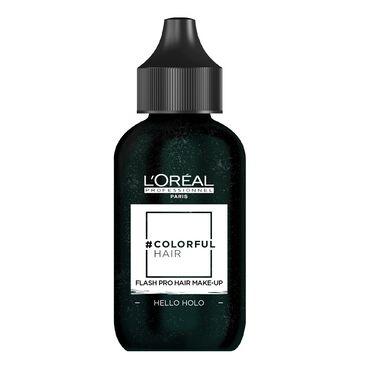 L'Oréal Professionnel #Colorfulhair Flash Pro Hair Make-Up Hello Holo 60ml