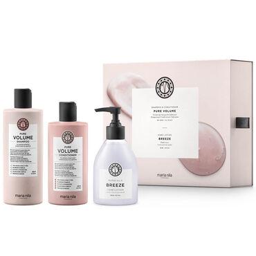 Maria Nila Care & Style Pure Volume Gift Box, 950ml