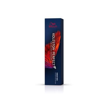 Wella Professionals Koleston Perfect Permanent Hair Colour 6/43 Dark Blonde Red Gold Vibrant Reds 60ml