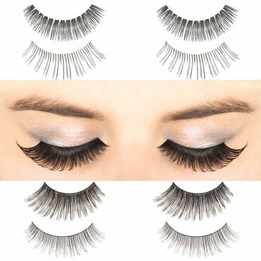 Salon System Naturalash Strip Lashes Volume 101