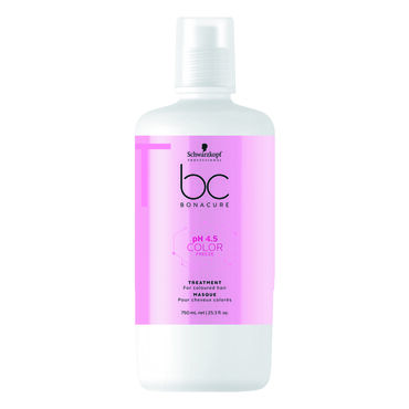 Schwarzkopf Professional Bonacure pH 4.5 Color Freeze Hair Treatment 750ml