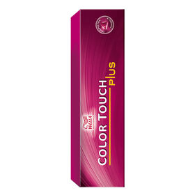 Wella Professionals Color Touch Plus Semi Permanent Hair Colour - 77/03 Medium Natural Gold Blonde 60ml