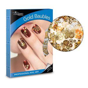 89a295ce847 Cina Gold Baubles Nail Art Kit