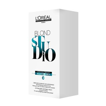 L'Oréal Professionnel Blond Studio Lightening Sachets Bleach 25g